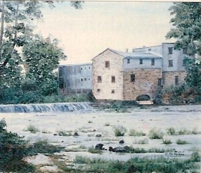 Moulin St-Eustache