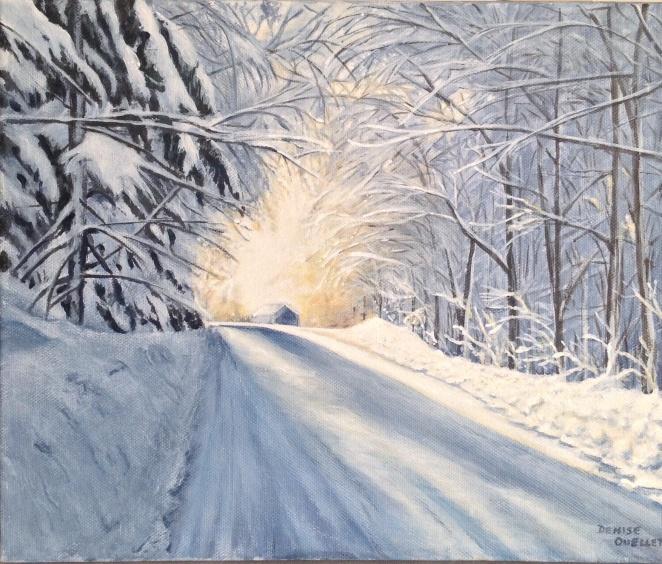 L'hiver dans les cantons
